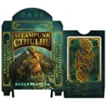 Steampunk Cthulhu Resurrection Playing Cards 5