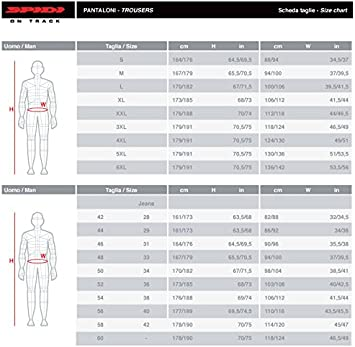 Spidi Hurricane Textile Pants Black 3X Short U57-026-3X 474-80023X