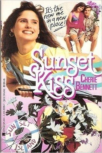 Book Sunset Kiss by Cherie Bennett (1991-07-01)