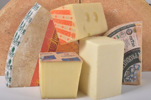 Melting Cheese Assortment - 5 Cheeses (8 oz Each) by Gourmet555 (Image #2)