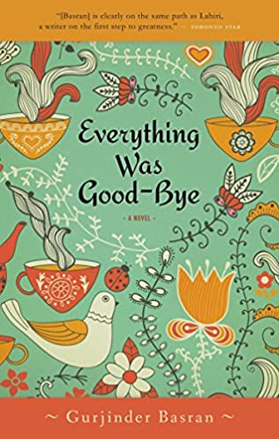 book cover of Everything Was Good-bye