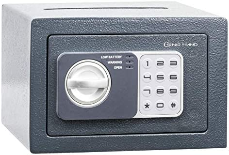 Mini Caja Fuerte de Depósito Electrónica Anti Bounce: Amazon.es: Industria, empresas y ciencia