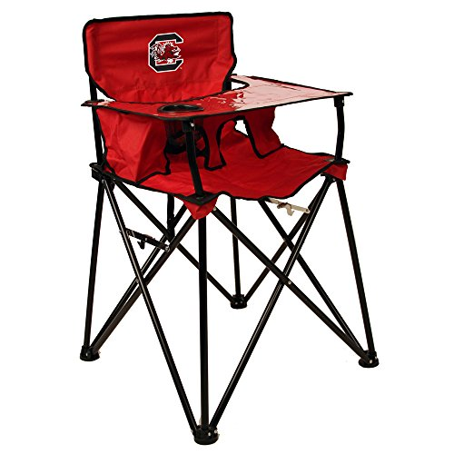 Rivalry Distributing RIV-RV361-1700 South Carolina Gamecocks NCAA Ultimate Travel Child High Chair by Rivalry Distributing