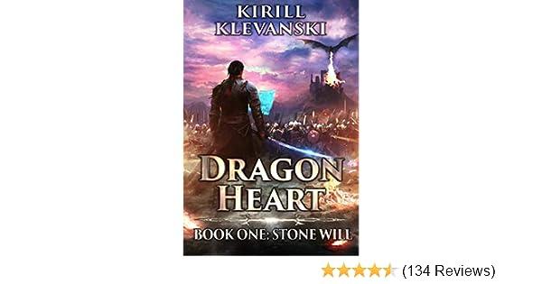 Dragon Heart: Stone Will  LitRPG wuxia series: Book 1
