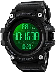 It's a cool watch with a lot of functions and the more important thing is it's not complex, follow the instruction or take some minters will figure it out. 1) Watch is really light ( 70g ) 2) Easy to set but still comes with an instruction (E...