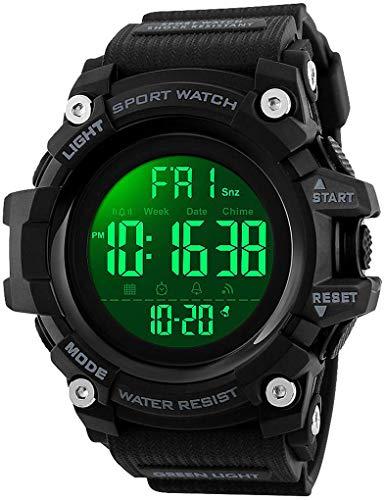 Gosasa Analog Digital Watches S Shock Men Military Army Wrist Watch 50M Waterproof Alarm Stopwatch Luminous Hands LED Sports Watch