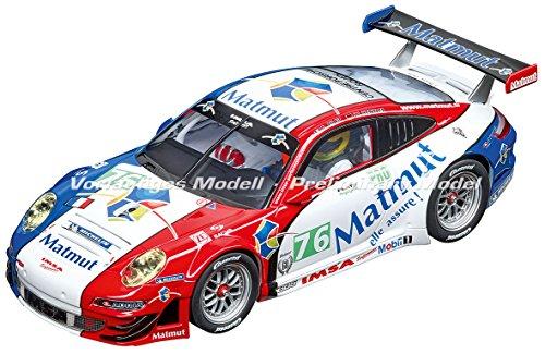 (Carrera Digital 124 - Porsche 911 GT3 RSR (1:24 Scale) Slot Car Racing Vehicle, White)