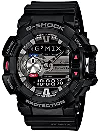CASIO G-SHOCK G'MIX GBA-400-1AJF Men's Japan import