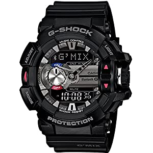 CASIO G-SHOCK 「G'MIX」 GBA-400-1AJF Men's Japan import