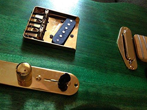 Wudtone Guitar Finishing Kit - Emerald Isles by Wudtone