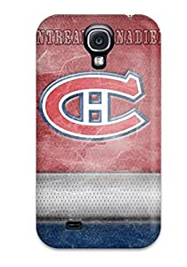 New Fashionable DanRobertse DyPzqvm8134jZuKm Cover Case Specially Made For Galaxy S4(montreal Canadiens (1) )