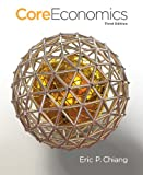 CoreEconomics, Chiang, Eric P. and Stone, Gerald, 1429278463