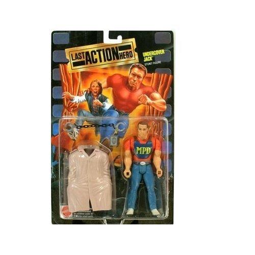 Last Action Hero Undercover Jack Action Figure