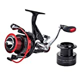KastKing Baitfeeder Fishing Reels, Saltwater Big Game Spinning Reel, Fishing Reel for Catfish