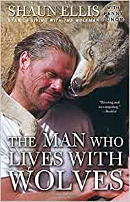 The man who lives with wolves book