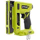 Ryobi 18-Volt ONE+ Cordless Compression Drive 3/8 in. Crown Stapler (Tool Only) P317