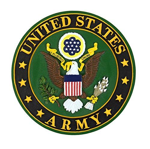 Red Carpet Studios Military Plaque, Army ()