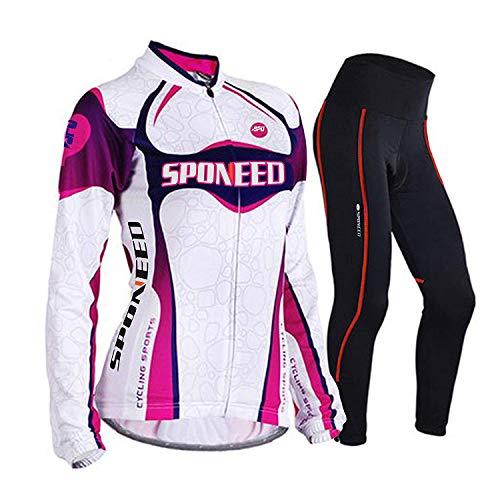 sponeed Women's Cycle Jersey