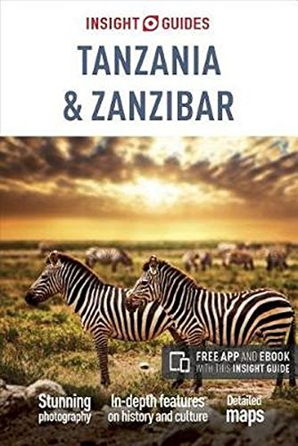 Insight Guides Tanzania & Zanzibar (Insight Pocket Guides)