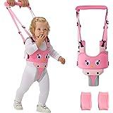 ORANGEHOME Baby Walker, Toddler Walking Harness Assistant, Handheld Walk Helper Babies, Safety Harnesses Breathable Help Stan