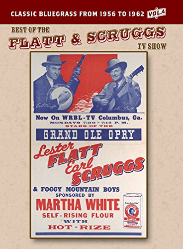 Flatt & Scruggs TV Show – Vol. 4