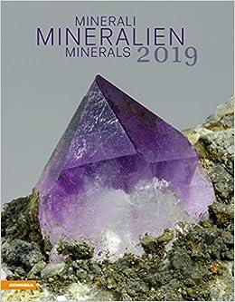 Mineralien Kalender 2019