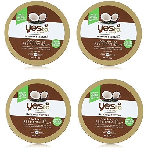 Yes To Coconut Hydrate & Restore Head-to-toe Restoring Balm,