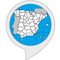 Provincias de España: Amazon.es: Alexa Skills