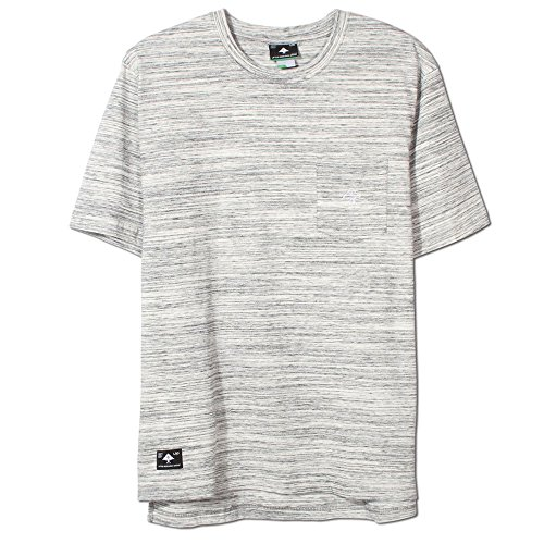 Lrg All Natural Knit T-shirt Charcoal Heather