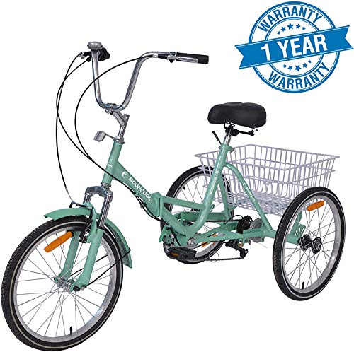 Slsy Adult Folding Tricycles