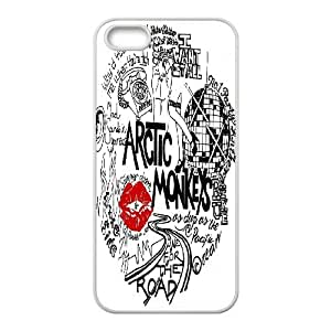 Diy arctic monkeys Case Cover, DIY Protective Cover Case for iPhone 5/5G/5S arctic monkeys