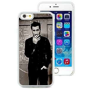 Personality customization Custom Serj Tankian Perfomer Door Tet Cigarette (2) iPhone 6 4.7 inch cell phone case At LINtt Cases