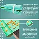 Food Catching Baby Placemat with Suction
