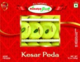 Cheap HIMALYA FRESH Kesar Peda 12 oz – Premium Authentic, Luxurious Sweet Made With Pure Grass fed water Buffalo Milk and Kashmir Saffron – No Fillers Or Preservatives (1 Boxes)