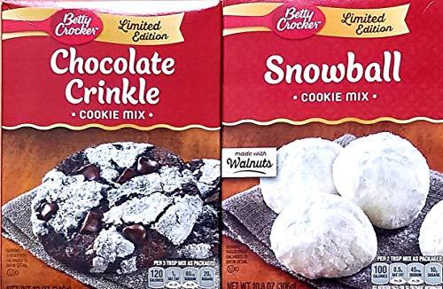 snowball cookie mix - 4