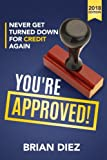img - for You're Approved!: Never Get Turned Down For Credit Again. book / textbook / text book