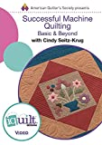 DVD - Successful Machine Quilting: Basic & Beyond: Complete Iquilt Class (IQ Quilt)
