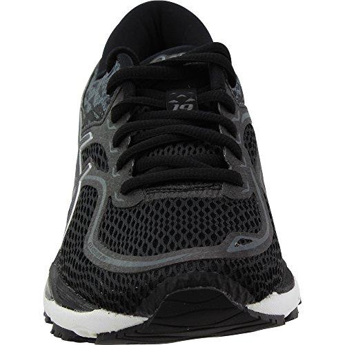 Schwarz Weiß Frauen Asics Schwarz 19 Gel Cumulus® Schuhe xwgwqARHn
