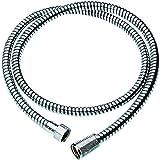 Grohe 28 143 000 59-Inch Duralife Metal Hand Shower Hose, StarLight Chrome