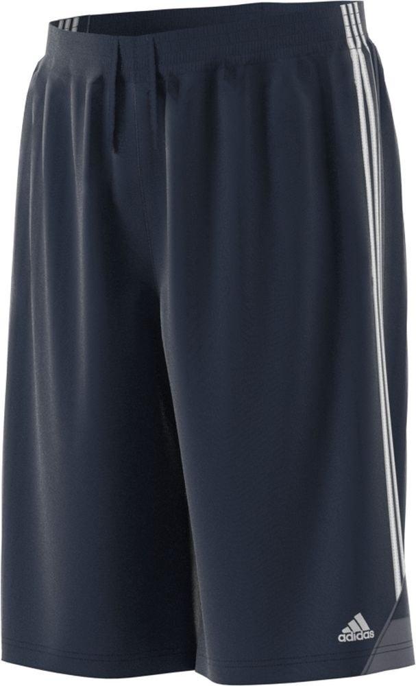 Adidasメンズ3Gスピード ビッグ&トール ショートパンツ B075B19RRJ MT|Collegiate Navy-White Collegiate Navy-White MT