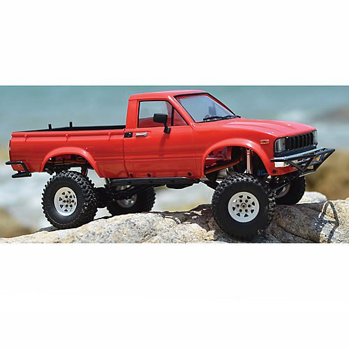 RC4WD Trail Finder 2 RTR Mojave II Body Set