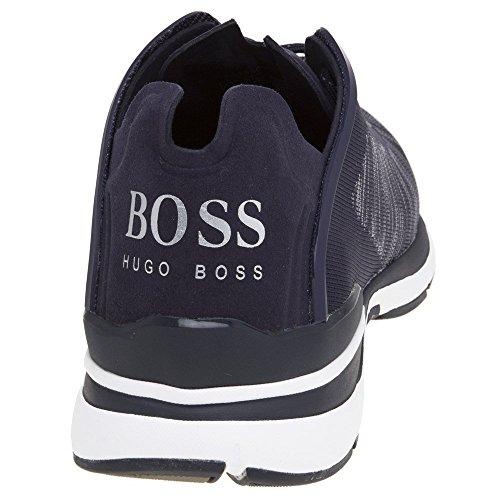 Bleu Knit Baskets Green Mode Homme Velocity Runn Boss fPwZ0qa