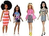 Barbie Fashionistas Doll and Fashions [Amazon Exclusive]