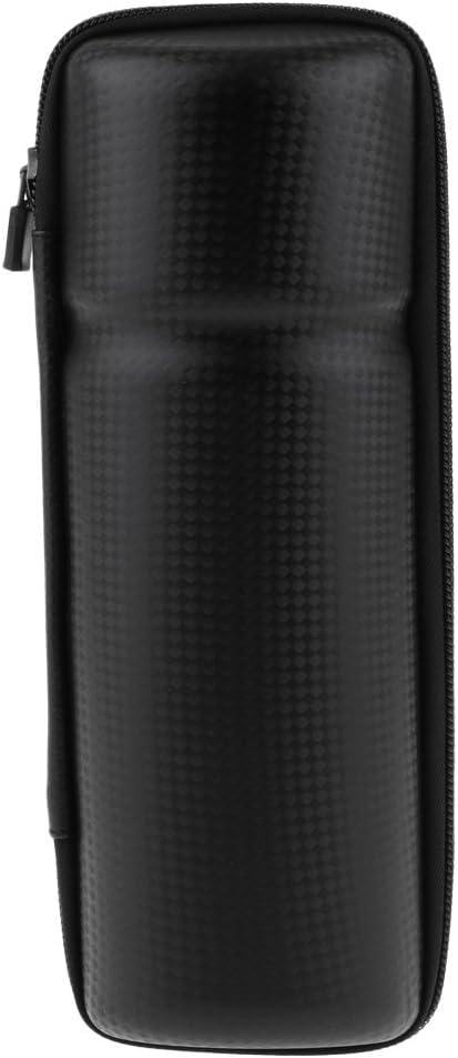 Vélo étui zippé Outil Sac capsule pour bouteille d/'eau Cage Outils Rangement Noir