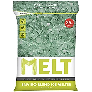 Amazon.com : Snow Joe MELT25EB MELT 25 Lb. Resealable Bag