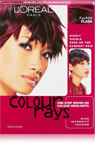 loreal-paris-colour-rays-hair-color-fuschia-flash