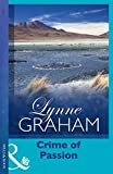 Front cover for the book Crime of Passion by Lynne Graham
