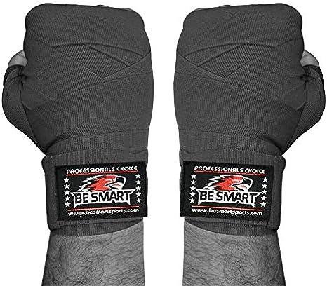 Muay Thai Vendas para el interior de los guantes boxeo artes marciales guantes de boxeo