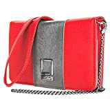 Women's Wallet Clutch Pink / Silver for Xiaomi