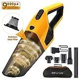 Best Cordless Handheld Vacuums - Handheld Vacuum Cordless,Cofuture 9KPA Powerful Handheld Vacuum Cleaner Review